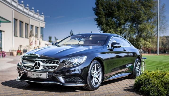 Mercedes-Benz отзовет около 200 автомобилей с дефективными ремнями безопасности