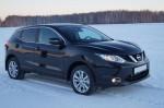 Nissan выпустил четверть миллиона кроссоверов Qashqai в России