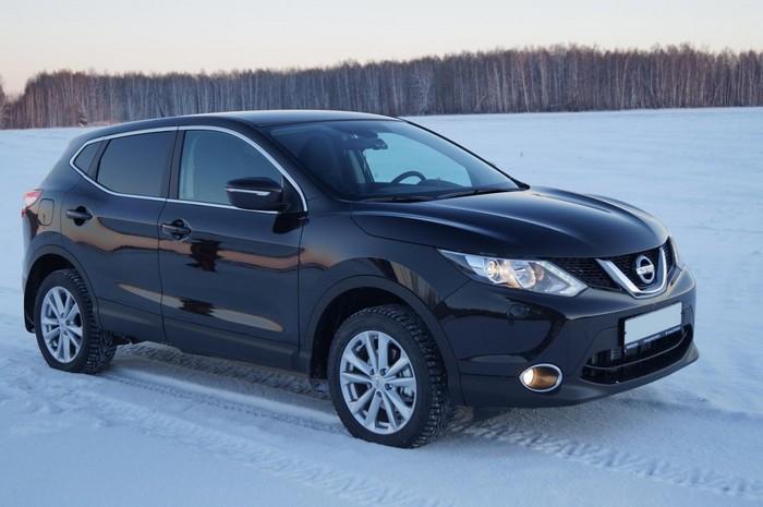 Nissan выпустил четверть миллиона кроссоверов Quashqai в России
