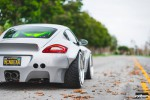 Porsche Cayman тюнинг 2017 Фото 02