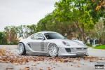 Porsche Cayman тюнинг 2017 Фото 04