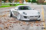 Porsche Cayman тюнинг 2017 Фото 05