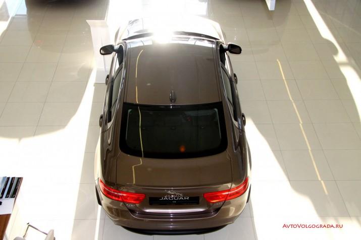 -драйв Jaguar XE 2016 Фото 44