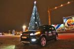 Главный конкурент лапландских оленей. Предновогодний тест-драйв Range Rover Sport.