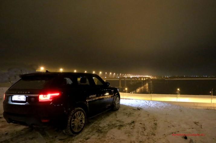 Тест-драйв Range Rover Sport 2016 Фото 33