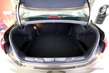 Багажник Citroen C4 седан