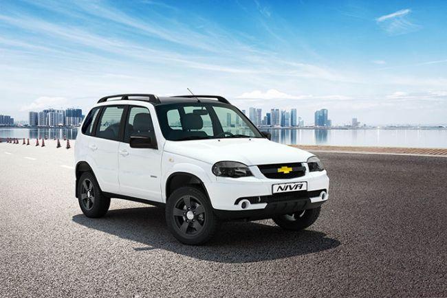 продажу поступила новая модификация Chevrolet Niva Special Edition