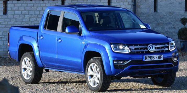 Volkswagen озвучил европейскую стоимость для нового пикапа Amarok