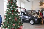 Праздничное новогоднее представление в салоне официального дилера KIA А.С.-Авто