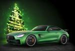 Настоящий новогодний сюрприз от Mercedes-Benz