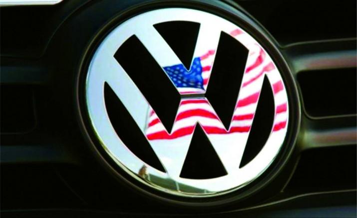 volkswagen США