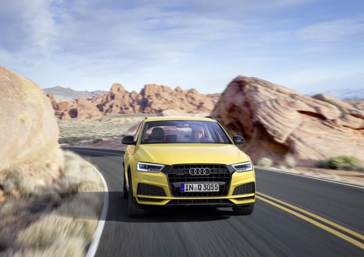 Audi Q3 2017 Фото 01