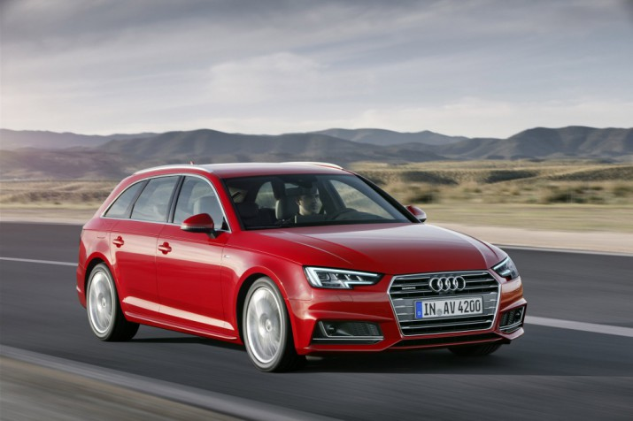 Audi оснастит новый RS4 Avant и RS5 мощным мотором от Porsche Panamera