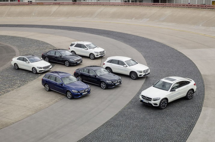 Автомобили Mercedes 2016 Фото 04