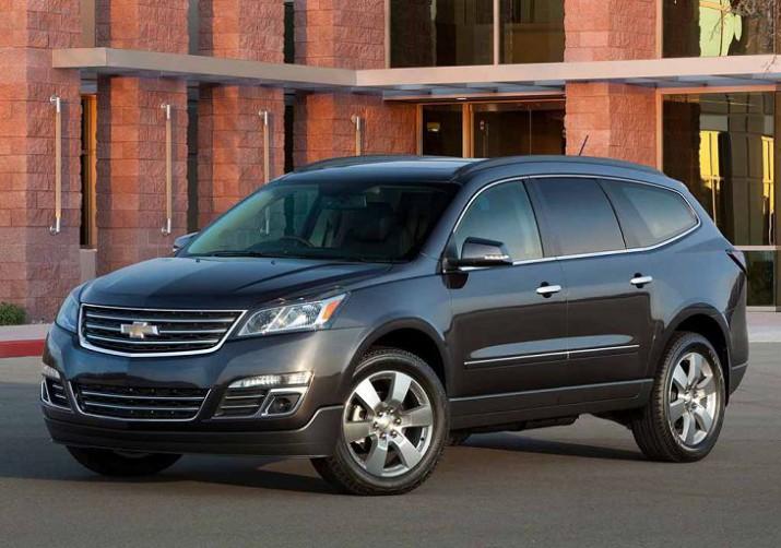 Chevrolet Traverse 2018 появится в РФ к концу года