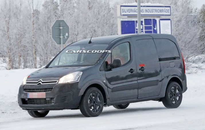 Citroen Berlingo 2017 Фото 06