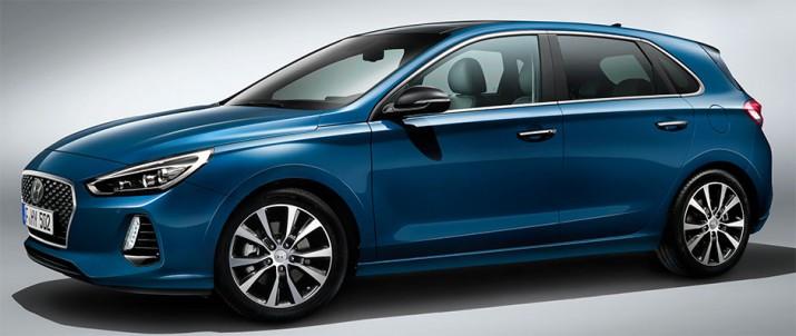 Hyundai i30 нового поколения получил ценник в евро
