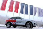 Jaguar F-Pace тест-драйв Фото 13