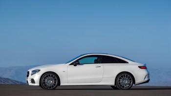Mercedes-Benz E-Class Coupe своевременно поставили на конвейер