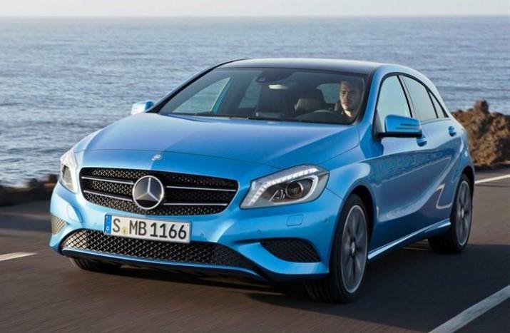 Mercedes становится лидером премиального рынка России четвертый год подряд