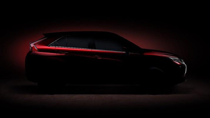 Mitsubishi Eclipse выйдет на рынки Евразии к концу 2017 года