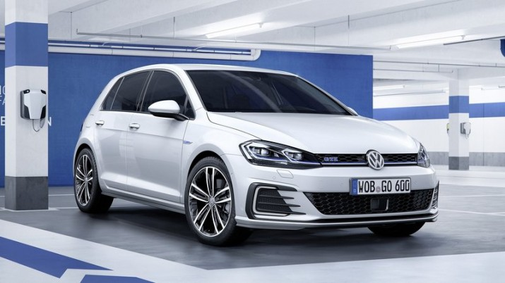 На европейском рынке появились новые версии Volkswagen Golf