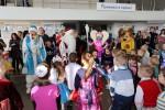 Новогодний праздник для детей с Барбоскиными в Арконт
