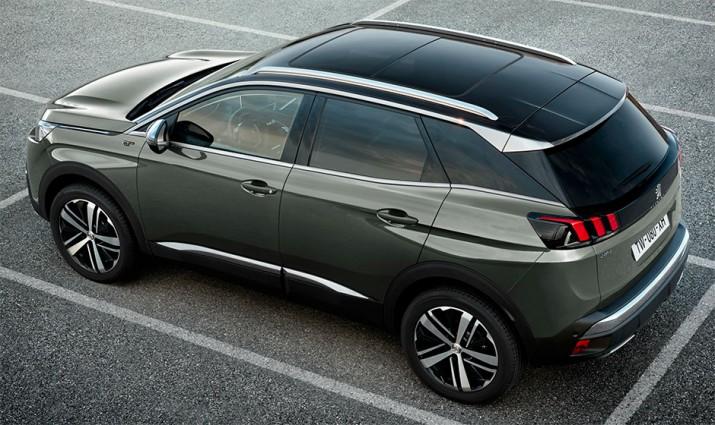 Обновленный Peugeot 3008 поступит в российские продажи 1 мая