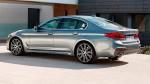 Рассекречен российский ценник на новую BMW 5-series