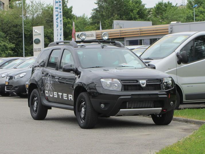 Renault Dacia Duster тюнинг оригинал