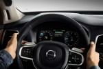 HMI activation in Volvo's XC90 Drive Me car