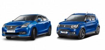 В 2017 году на российском рынке появятся новые Suzuki Baleno и Ignis