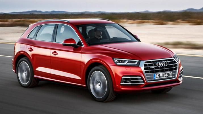 В Audi рассекретили стоимость второго поколения кроссовера Q5
