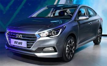 В феврале представят российскую версию нового поколения Hyundai Solaris