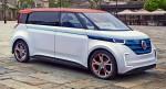 Volkswagen выпускает соперника Uber на базе концепта Budd-e