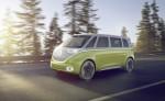 Volkswagen ID Buzz 2017 Фото 07