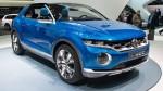 Volkswagen T-ROC: сказка станет явью уже в 2017 году