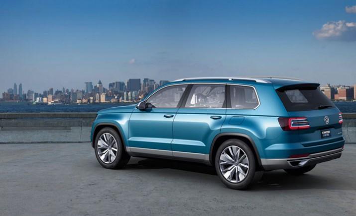 Volkswagen Touareg третьего поколения поступит в продажу с новым мотором
