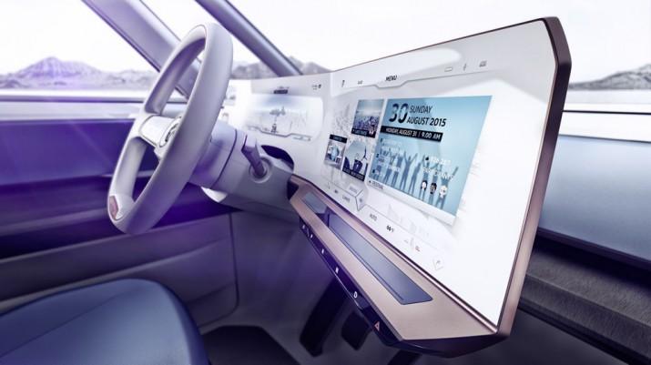 Volkswagen электромобиль