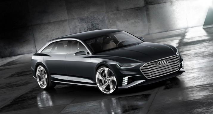 Audi Prologue Avant Concept Фото 01