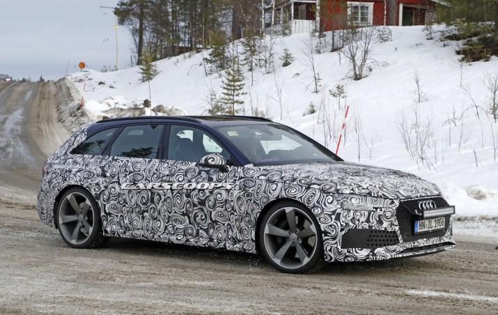 Audi RS4 Avant 2018 Фото 06