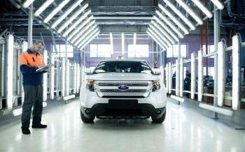 Автоконцерн Ford в России продолжает принимать западные инвестиции