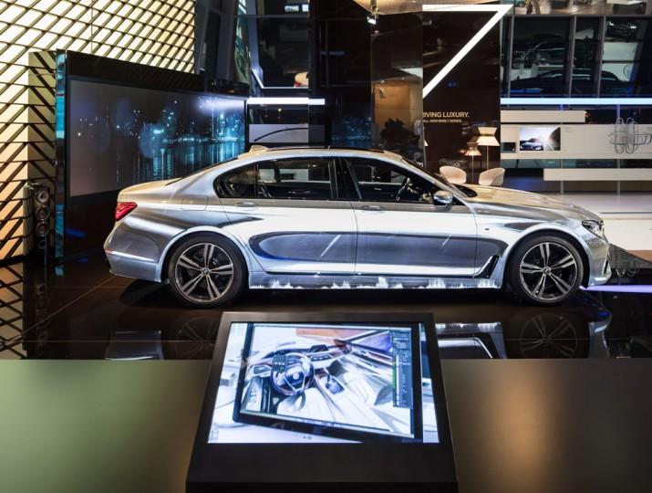 BMW 7-Series 2017
