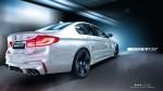 BMW M5 2018 Фото 07