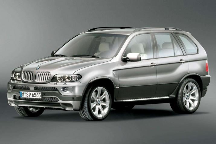 BMW X5 2004 Фото 03