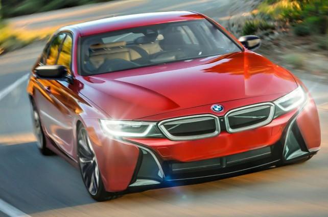 BMW готовится представить новый компактный хэтчбэк 1 серии