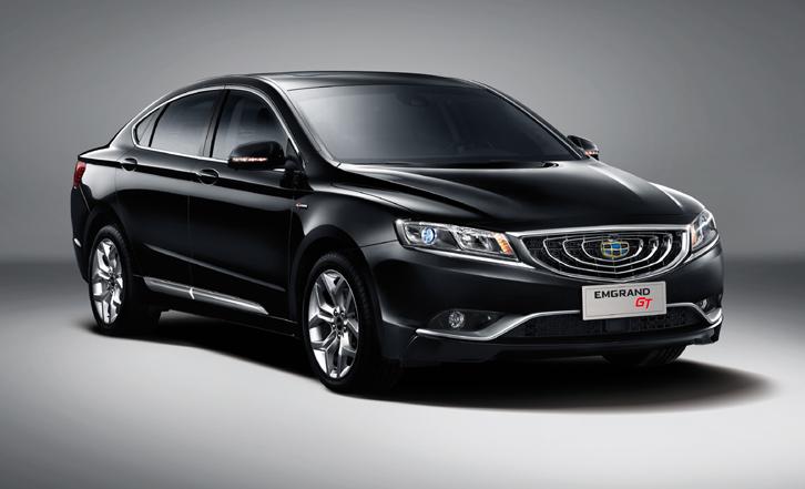 Geely рассекретила стоимость комплектации седана GT для России