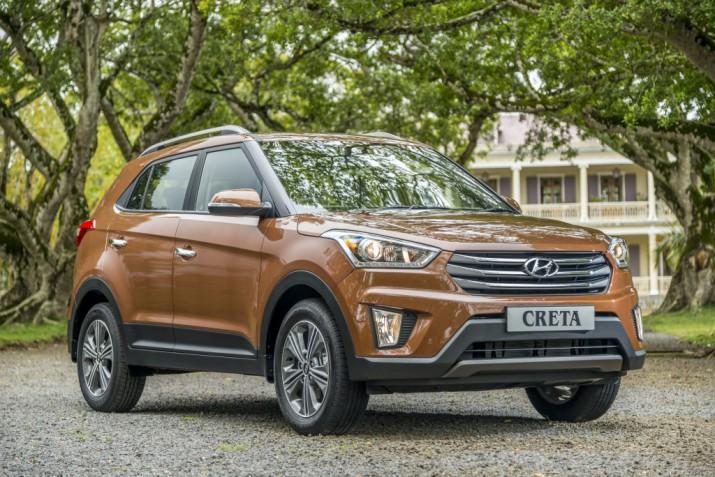 Hyundai Creta завоевал звание лидера российского SUV-рынка в январе