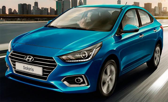 Hyundai Solaris новой генерации встал на санкт-петербургский конвейер