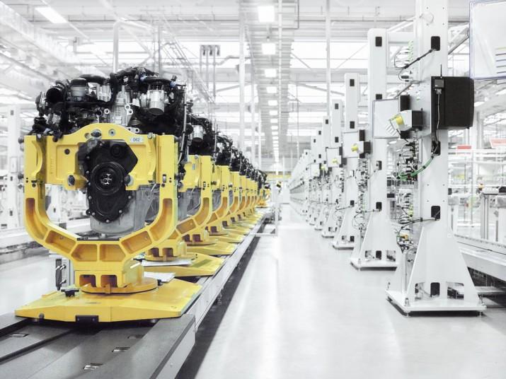 Jaguar Land Rover завод